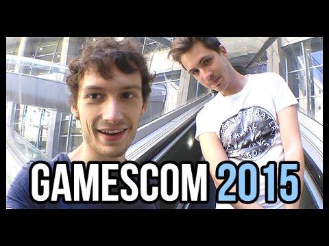 Exceptionnel Laink et Terracid à la Gamescom 2015 - YouTube PW06