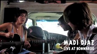 Madi Diaz - Let's Go - Live At Bonnaroo 2009