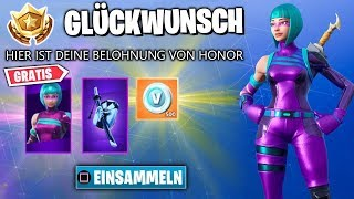 Get a WUNDER 🎁 EXCLUSIVE Wonder Skin | Fortnite Honor 20 German