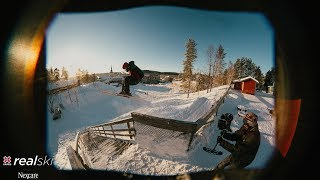 Kim Boberg: Real Ski 2019 | World of X Games