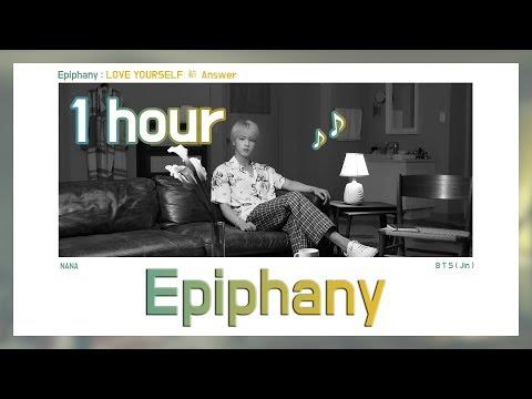 [1hour loop] BTS (방탄소년단) - Epiphany 가사 Lyrics [Han/Eng/Jpn]