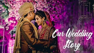 Our Wedding Story | Shaurya & Amit | Indian Wedding Video | Shaam