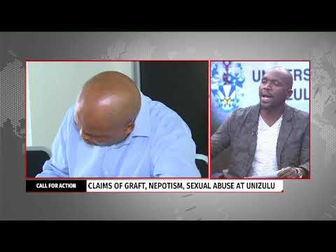 Prime discussion: Damning allegations against university of Zululand