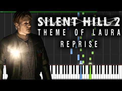 how to play silent hill theme on piano