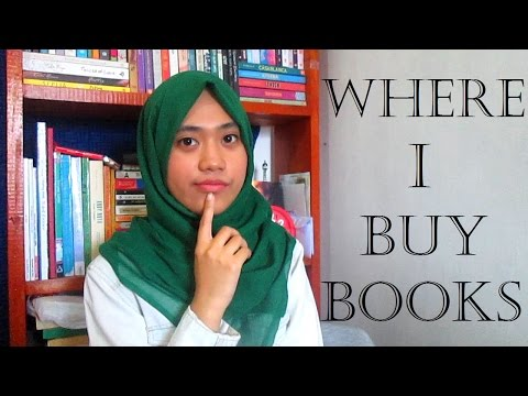 Where I Buy Books | Booktube Indonesia