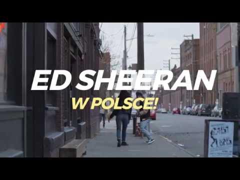 Wygraj bilety na koncert ED SHEERAN