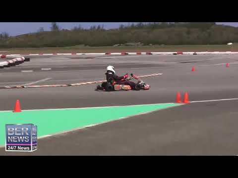 Bermuda Karting Club Race, March 8 2020