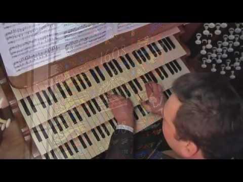 Tuba Tune (Cocker): James Vivian at the Temple Church.wmv