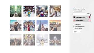Instagram Feed WD Plugin for WordPress