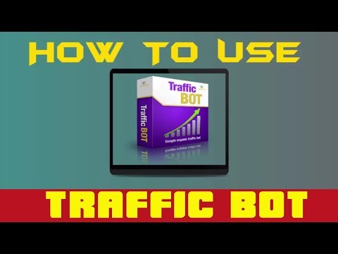Traffic Bot Tutorial in English with Proxy Shark | 1000 Visitor in a Minute
