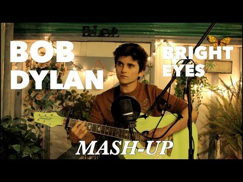 Bob Dylan & Bright Eyes Mashup - First Day of My Life, Don't Think Twice