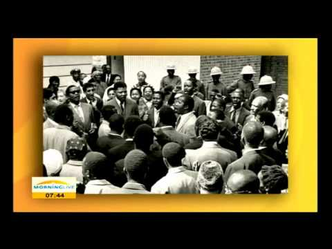 Remembering the Rivonia Trialists