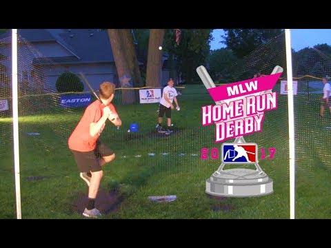 2017 HOME RUN DERBY | MLW Wiffle Ball