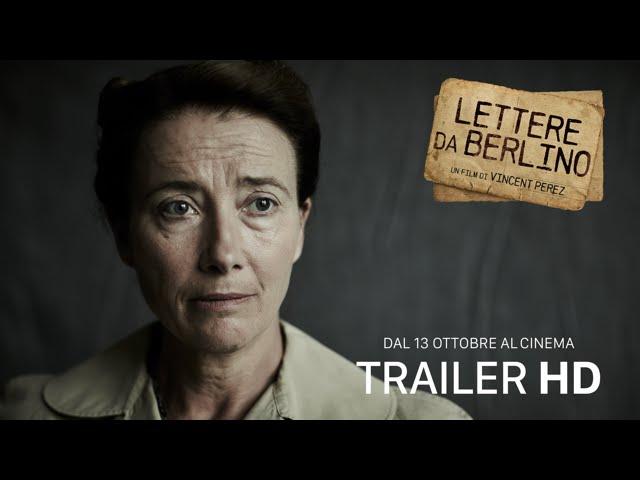 Lettere da Berlino | Trailer Ufficiale HD