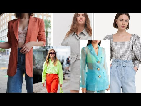 Spring Summer 2020 Fashion Trends Youtube