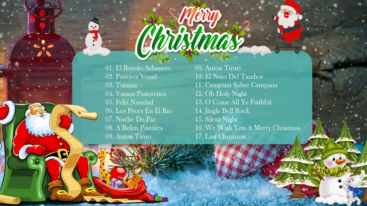 Las Mejores Canciones Navidad 2022 - Navidad Grandes Exitos Mix 2022