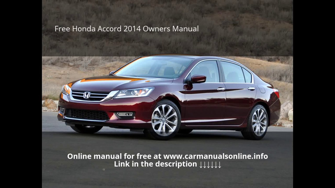 online car owners manual