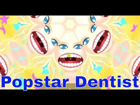 Bad Teeth - Popstar Dentist - Fun Games For Kids