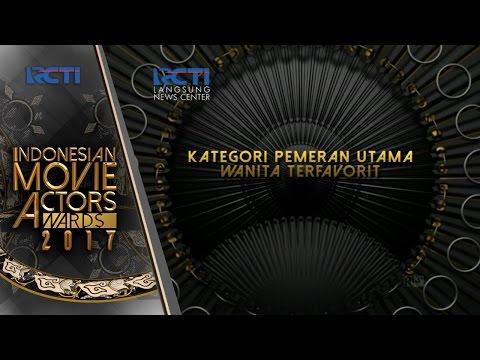 IMAA - Kategori Pemeran Utama Wanita Terfavorit [18 Mei 2017]