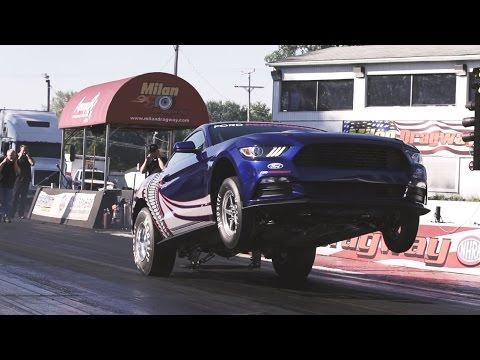 2016 Ford Mustang Cobra Jet Youtube