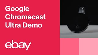 Google Chromecast Ultra Media …