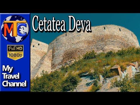 Cetatea Deva from YouTube · Duration:  4 minutes 40 seconds