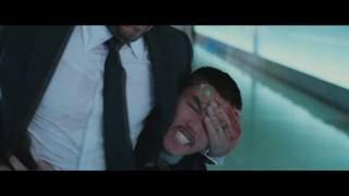Отрывок из фильма Джон Уик 2 , Джон Уик и карандаш