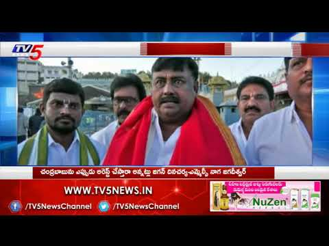 MLC Naga Jagadeeswara Rao On CM Jagan & Sakshi Fake News | IT Raids | TV5 teluguvoice