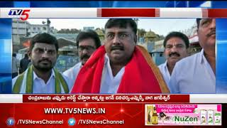 MLC Naga Jagadeeswara Rao On CM Jagan andamp; Sakshi Fake News | IT Raids | TV5