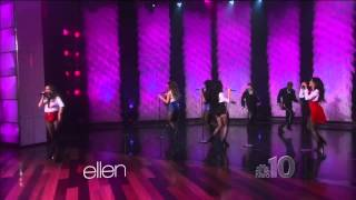 Fifth Harmony - Sledgehammer - The Ellen Show