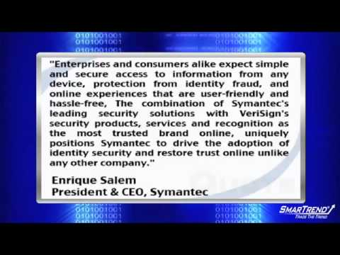 News Update: Symantec Closed Its Acquisition Of Ve...