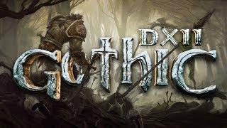 Gothic na MODACH GRAFICZNYCH, czyli Gothic DX11 (Gameplay PL)