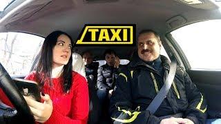 Настя Рулит. Таксистка во Владивостоке