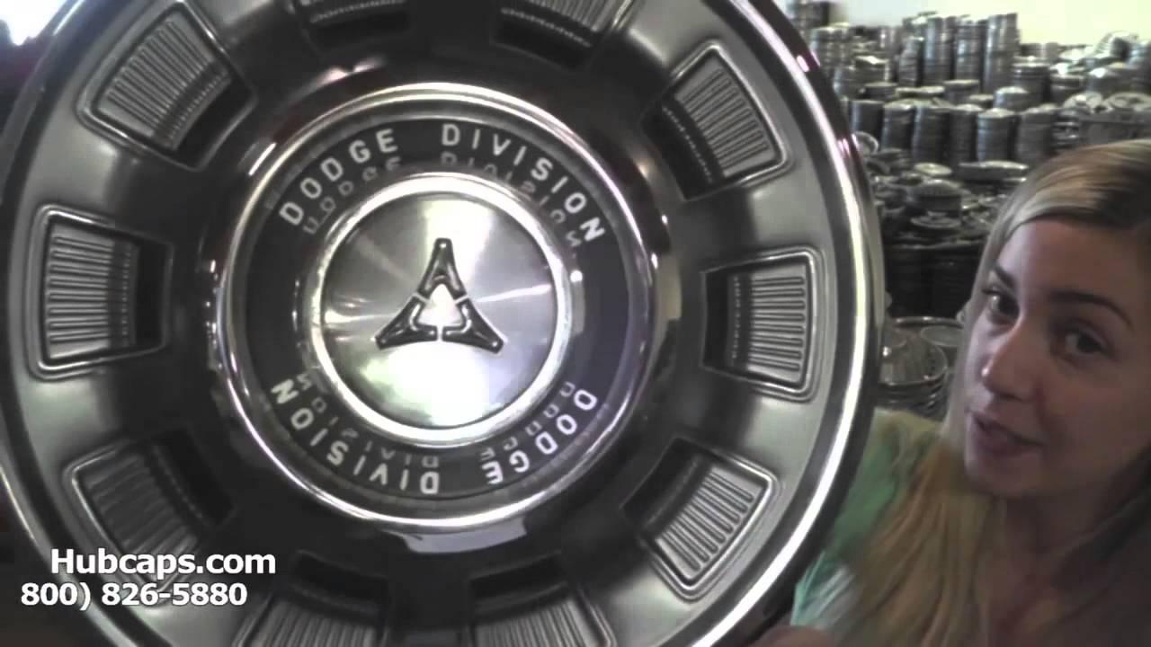 Dodge Classic Car Parts & Vintage Auto Parts - Hubcaps com