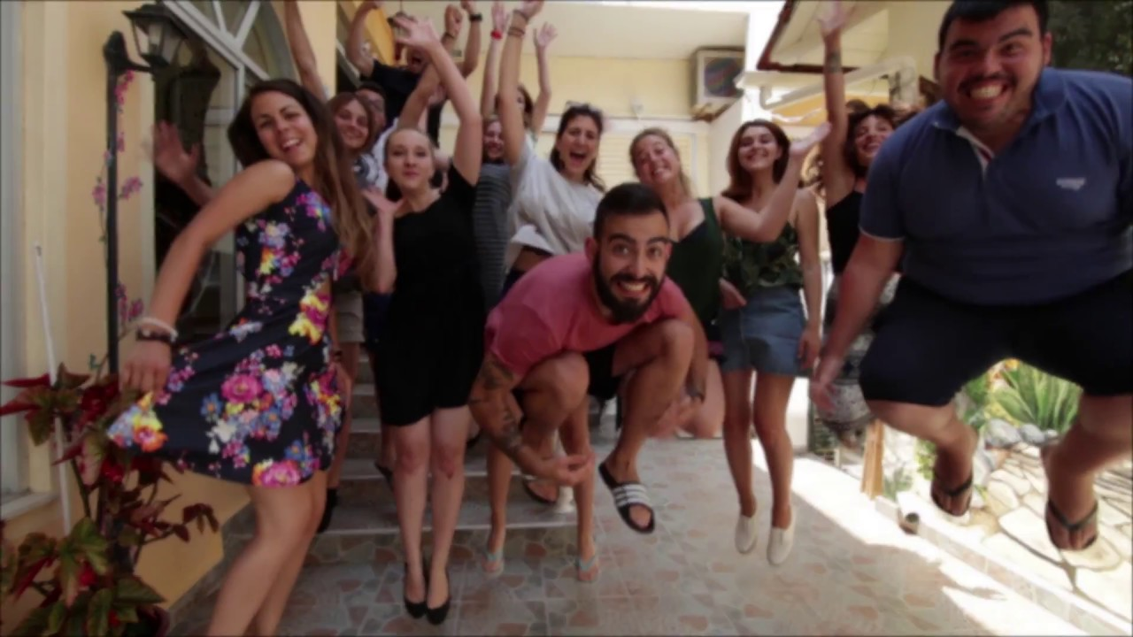 Bella Vista Hotel Summer 2017 | Benitses Corfu