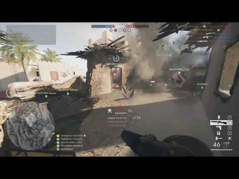 Battlefield 1 [70 -10] Hellriegel  Suez Map