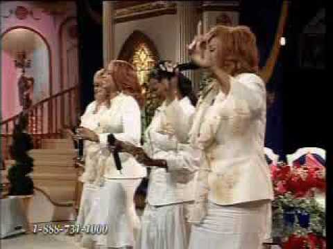 The Clark Sisters TBN Will of God/Interview/Livin