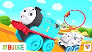 Thomas and Friends Minis THE ULTIMATE TRAIN SET BUILDER - NEW Thomas and Trains By Budge Studios