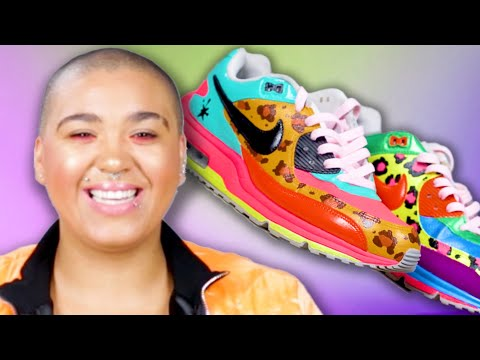 Download Youtube: Shoe-Lovers Design Their Own Shoes
