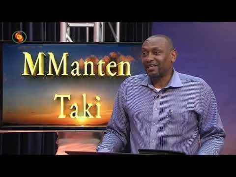 Mmanten Taki 01 November 2019 - John Codrington, Sikkelcelziekte; Review Intl Congres Frans  Guyana