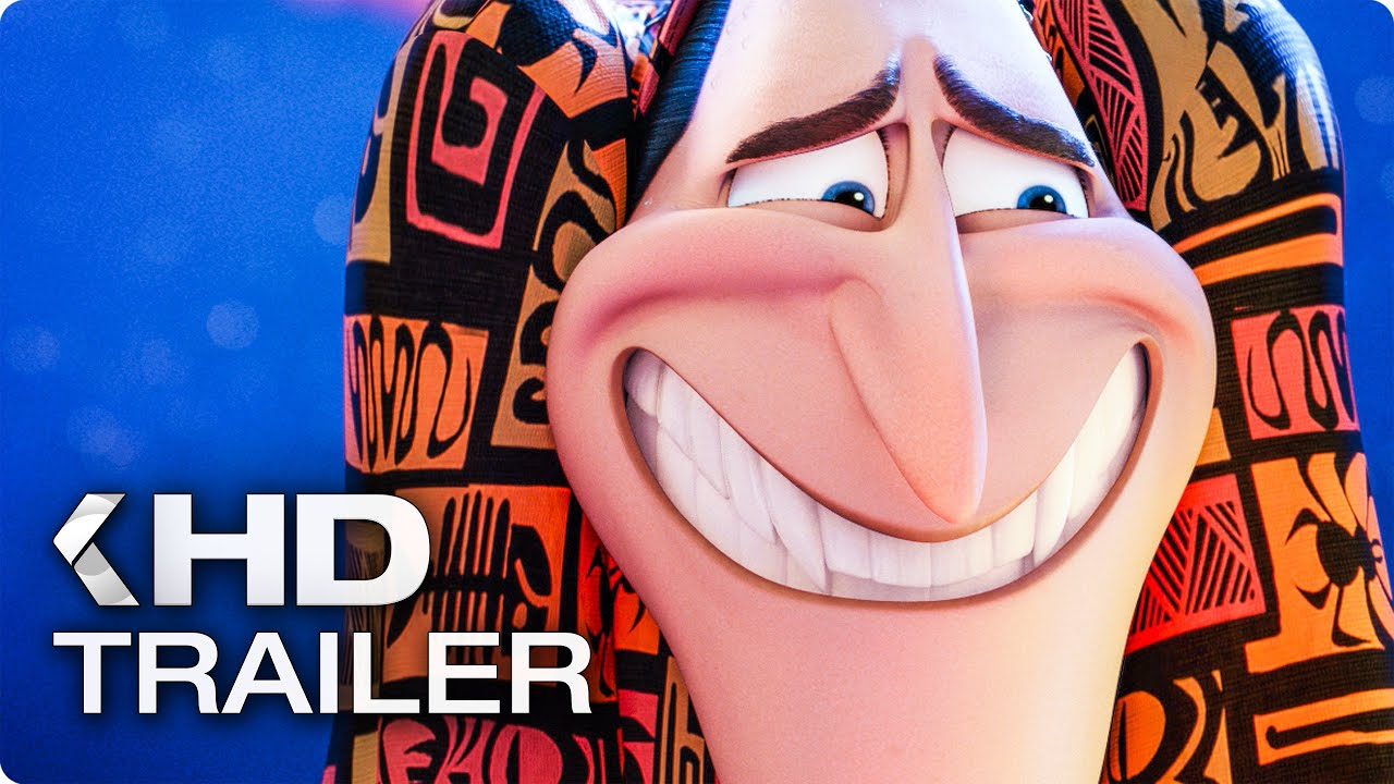 Download HOTEL TRANSYLVANIA 3 All Clips & Trailers (2018)
