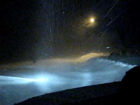 Video of 12-25-09 Blizzard in Nebraska City from NCPD Patrol Unit