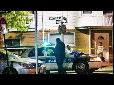 Princeton St. East Boston shooting