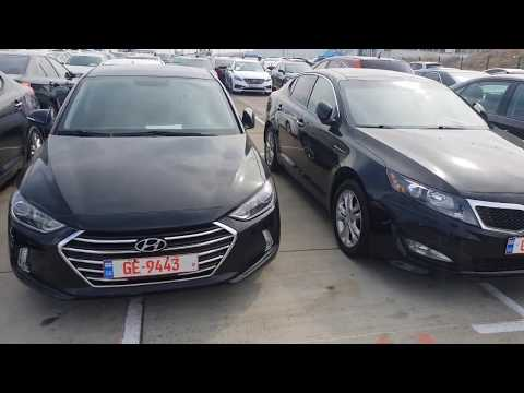 AUTOPAPA Рустави   Обзор автомобилей Hyundai Elantra с фотоотчетом #1