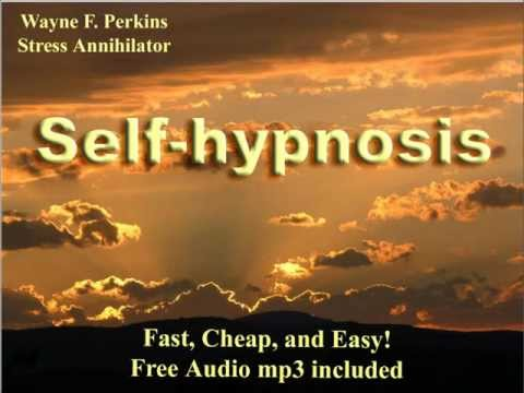 Self Hypnosis Cheap & Easy by Wayne F. Perkins