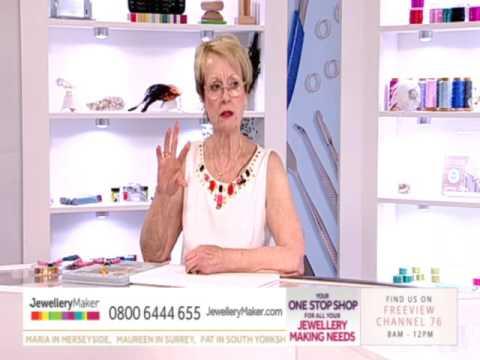 JewelleryMaker LIVE 29/05/2016 4pm - 9pm
