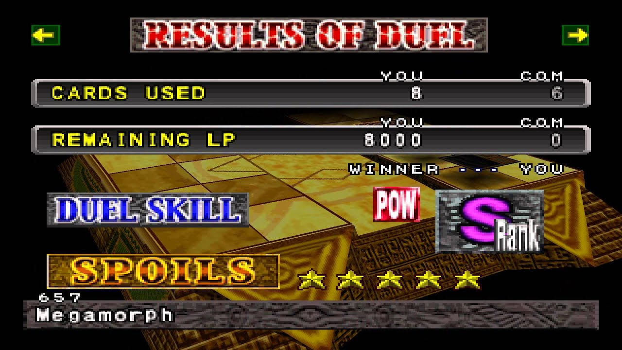 Psx cheats yugioh forbidden memories | Cheat Gameshark