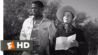 Lilies of the Field (1963) - We Build A Shapel Scene (5/12) | Movieclips