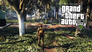 ''THE LAST OF US'' MAP IN GTA 5! (GTA 5 Mods)