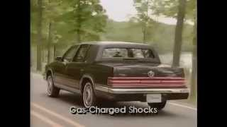 1990 Chrysler Imperial sales training video